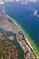 antenn av Miami Beach