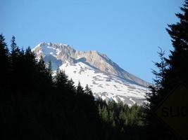 mt. huva, Oregon foto