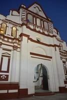 kyrkan av santo domingo guzman foto