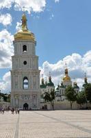 saint sophia domkyrka i kiev foto
