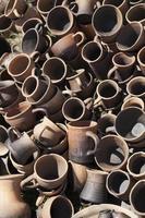 etniska ukrainska keramik foto
