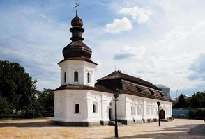 kyrkan i kyiv. foto