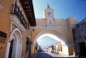 latinamerika guatemala antigua foto