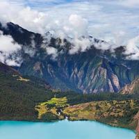 phoksundo sjö, nepal