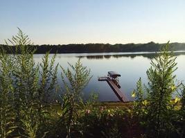 vass sjö, michigan foto