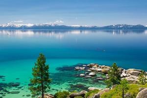 Tahoe sjön