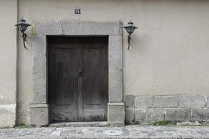 antigua dörrar foto