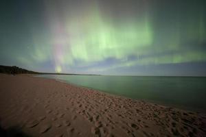 norrsken, aurora borealis foto