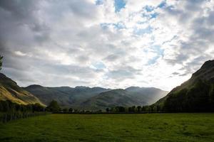 Lake District Langdale foto