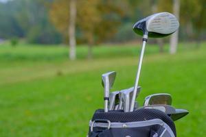 golfutrustning foto