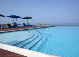 resort pool foto
