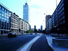 cykelväg foto