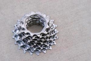 cykelkassett 7 foto