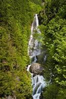 berg vattenfall