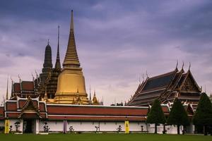 bangkok, kunglig komplex foto