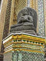 lord buddha klockor foto
