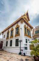 wat phra kaeo, tempel för smaragdbuddha foto