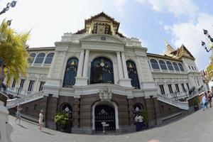 Thailand bangkok kungpalats foto