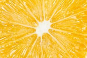 del av citronen. citron bakgrund. foto