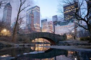 Central Park, New York foto