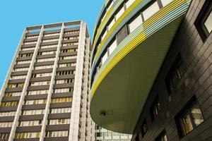 modern arkitektur i berlin foto