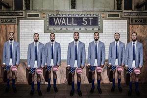 Wall Street sätt: när vi var på Wall Street foto
