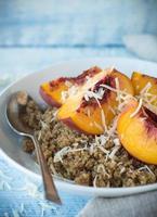 quinoa gröt foto