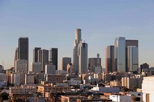 downtown los angeles foto