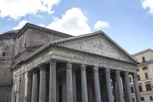 italien - Rom, panteon foto