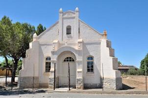 oanvänd kyrka, hanover foto