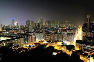 centrum av Hong Kong foto