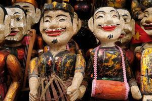 vietnamesiska dockor foto