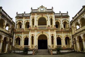 hoang ett gammalt tuong palats foto