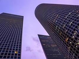 azrielis skyskrapor foto