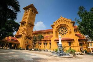 vår dam av hanoi kyrka foto