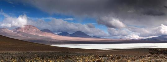 lagoon brava, la rioja, nortn argentina foto