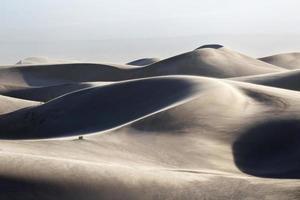 sanddyner, katamarca, argentina foto
