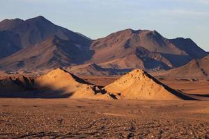 bergplatåpuna, norra Argentina foto