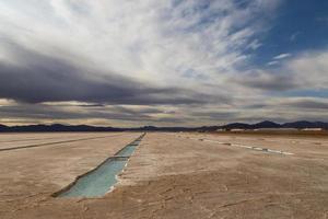 salinas grandes argentina foto