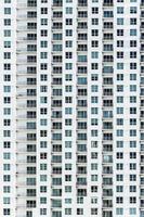fasad på skyskrapa foto