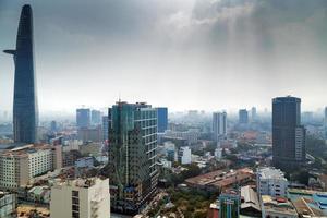 ho chi minh stad Vietnam foto
