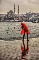 regn foto