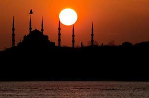 blå moské i istanbul