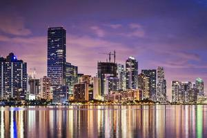 Miami skyline foto
