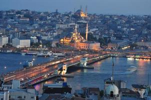 halic bridge foto