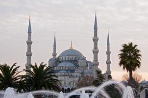 sultanahmet moské