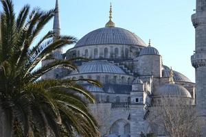 sultanahmet moské foto