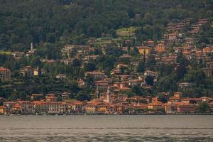 lago di como, lombardia, italien foto