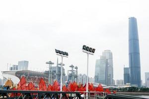 guangzhou cbd foto