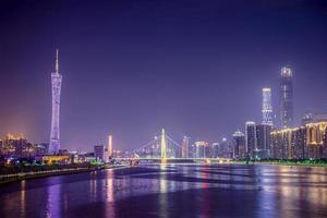 guangzhou, Kina foto